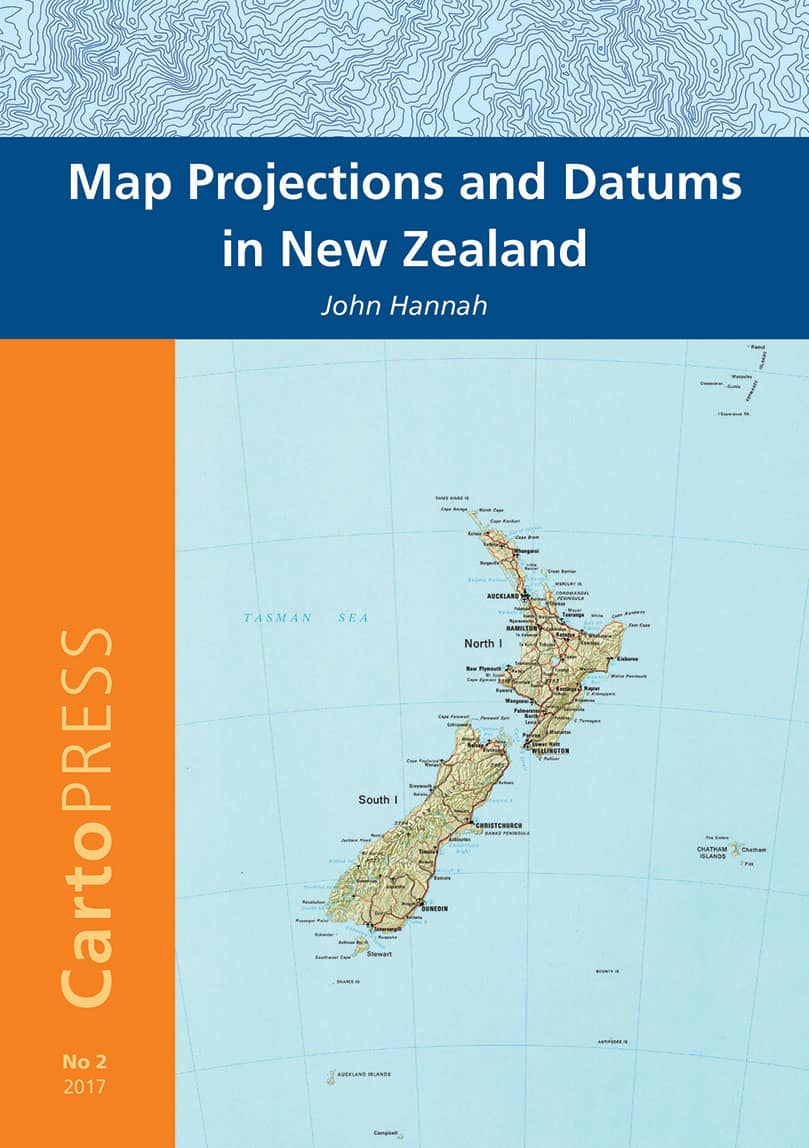 Map Projections and Datums in New Zealand
