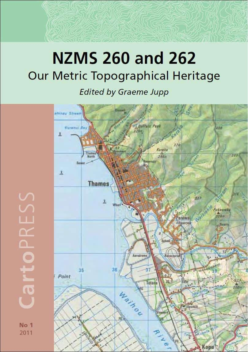 NZMS 260 and 262: Our Metric Topographical Heritage